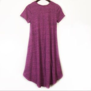 LulaRoe Carly Color Mauve Size XS